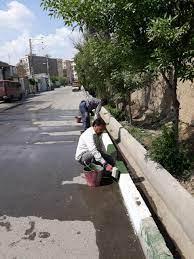 مسئول روابط عمومی شهرداری احمدآباد مستوفی: رنگ آمیزی و زیباسازی مناظر شهری در دستور کار است